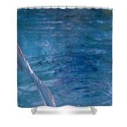 Australia - Weaving Thread Of Water Shower Curtain