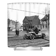 Automobile, C1905 Shower Curtain