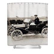 Automobile, C1915 Shower Curtain