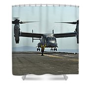 Aviation Boatswains Mate Signals An Shower Curtain