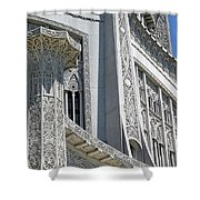 Bahai Temple Wilmette Shower Curtain