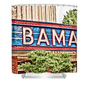 Bama Shower Curtain