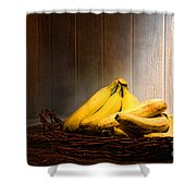Bananas Shower Curtain