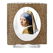 Beauty Adorned Shower Curtain
