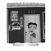 Betty Boop 2 Shower Curtain