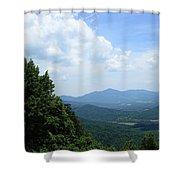 Blue Ridge Mountains - Virginia 5 Shower Curtain
