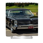Bonneville Shower Curtain