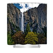 Bridalveil Falls Shower Curtain