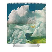 Brother In The Air Shower Curtain