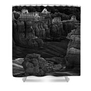 Bryce Canyon 11 Shower Curtain