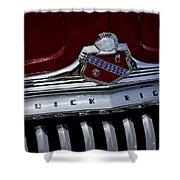 Buick 56c Super Classic Shower Curtain