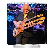 Chris Squire Of Yes Shower Curtain