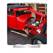 Classic Custom Hotrod Shower Curtain
