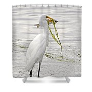Colossal Catch Shower Curtain