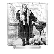 Cornelius Vanderbilt (1794-1877) Shower Curtain