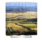 Country Scenic Shower Curtain