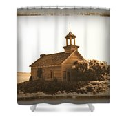 County School No. 66 Shower Curtain