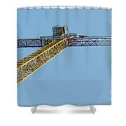Crane Shower Curtain