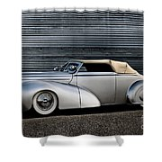 Custom Ford Coupe Shower Curtain