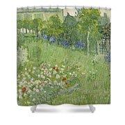 Daubigny's Garden Shower Curtain