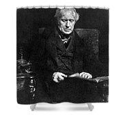 David Brewster (1781-1868) Shower Curtain