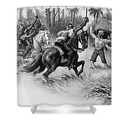 De Soto Florida, 1539 Shower Curtain