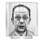 Deputy Barney Fife Shower Curtain