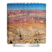 Desert View Grand Canyon National Park Shower Curtain