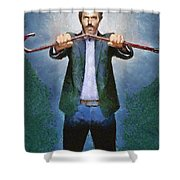 Dr House Shower Curtain