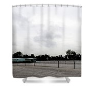 Drive In Shower Curtain