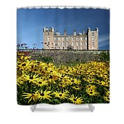 Drumlanrig Castle Shower Curtain