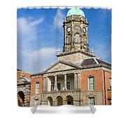 Dublin Castle Shower Curtain