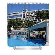 Dubrovnik Palace Shower Curtain