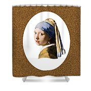 Dutch Beauty Shower Curtain