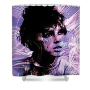 Edie  Shower Curtain