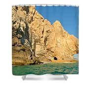 El Arco De Cabo San Lucas Shower Curtain
