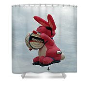 Energizer Shower Curtain