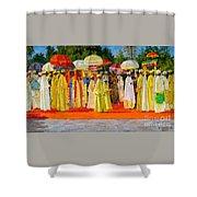Ethiopian Epiphany Shower Curtain
