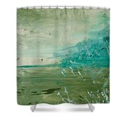 Everglades I Shower Curtain