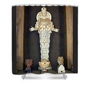 Diana Of Ephesus Shower Curtain
