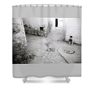 Fez Old City Shower Curtain