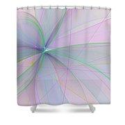 Filigree Shower Curtain
