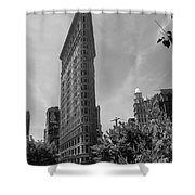 Flatiron Building Manhattan  Shower Curtain