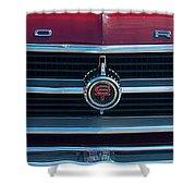 Ford Fairlane Shower Curtain