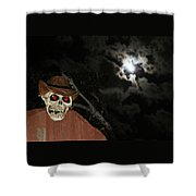 Fright Night 1 Shower Curtain