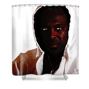 Frustration Shower Curtain