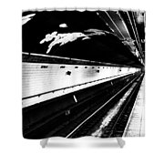 Fulton Stop Shower Curtain
