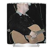Gene Pitney Shower Curtain