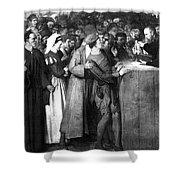 George Wishart (1513-1546) Shower Curtain