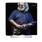 Grateful Dead - Jerry Garcia Shower Curtain